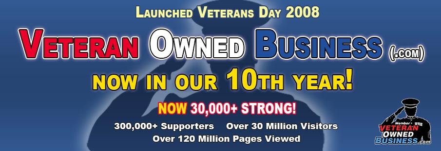 Browse the official Veteran Owned Business Directory