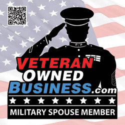 Military Spouse Owned Business Badge