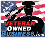 Official Veteran Owned Business Project Member Badge