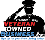 Official Veteran Owned Business Member Badge